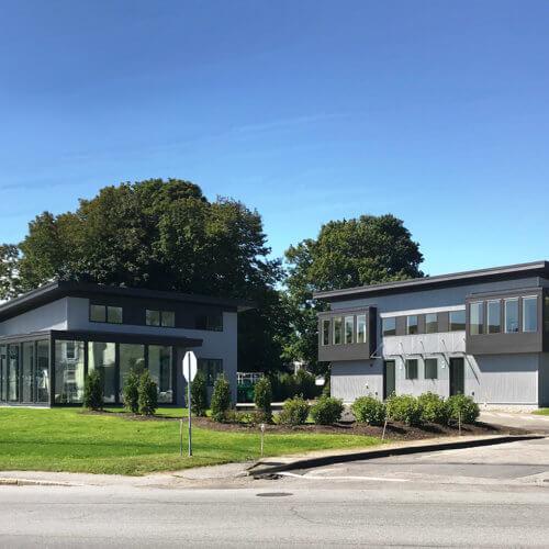 Cedar Street Apartments: Vision Builders, Inc